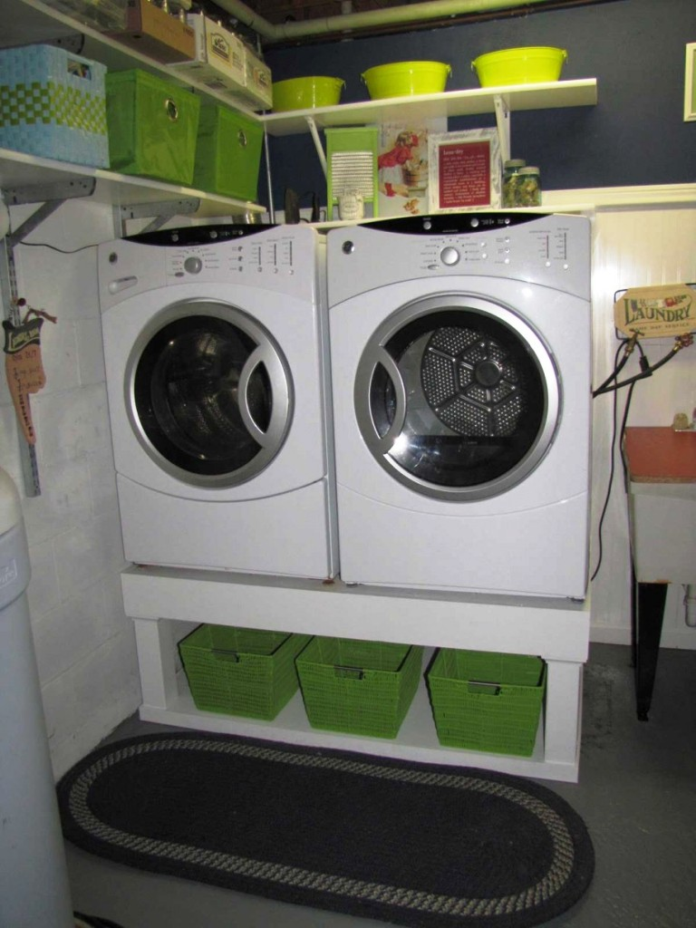 Image of: Small Laundry Room Makeovers