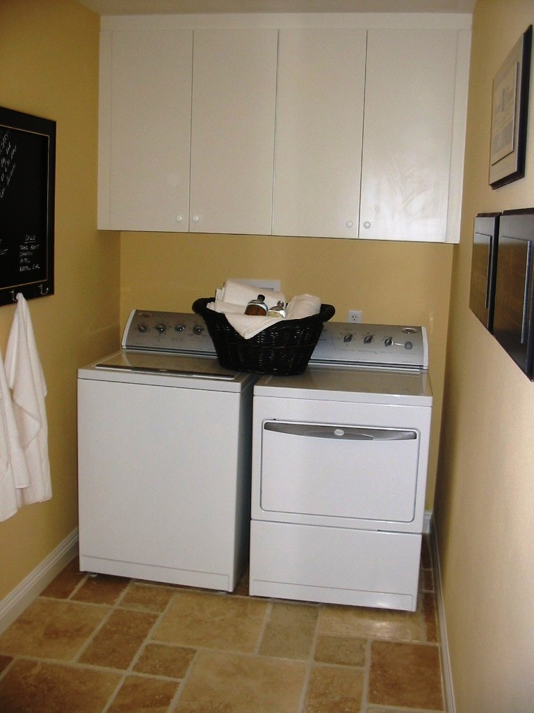 Small Laundry Room Solutions