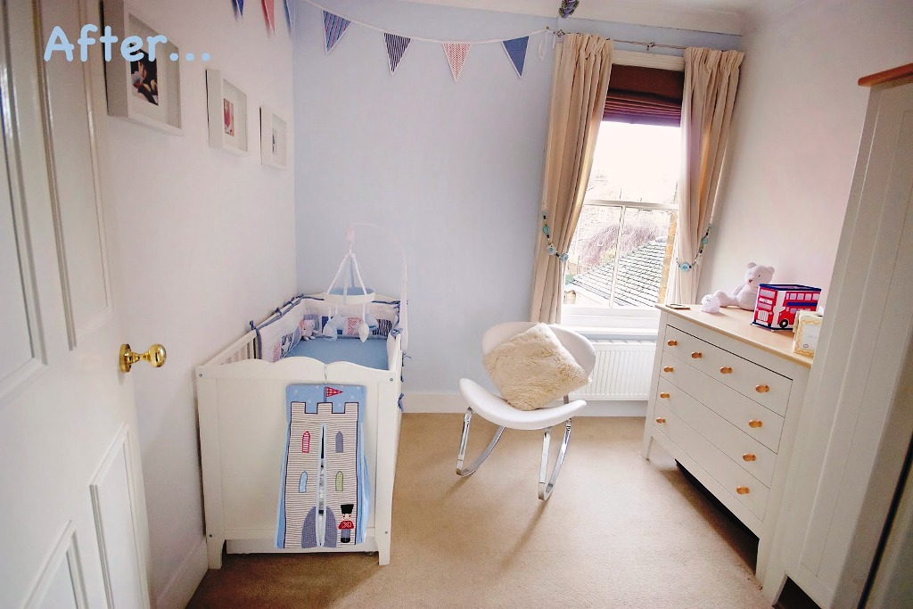 Small Nursery Decorating Ideas