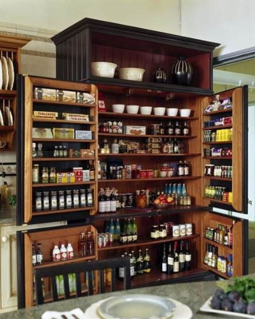 Image of: Spice Storage Drawer