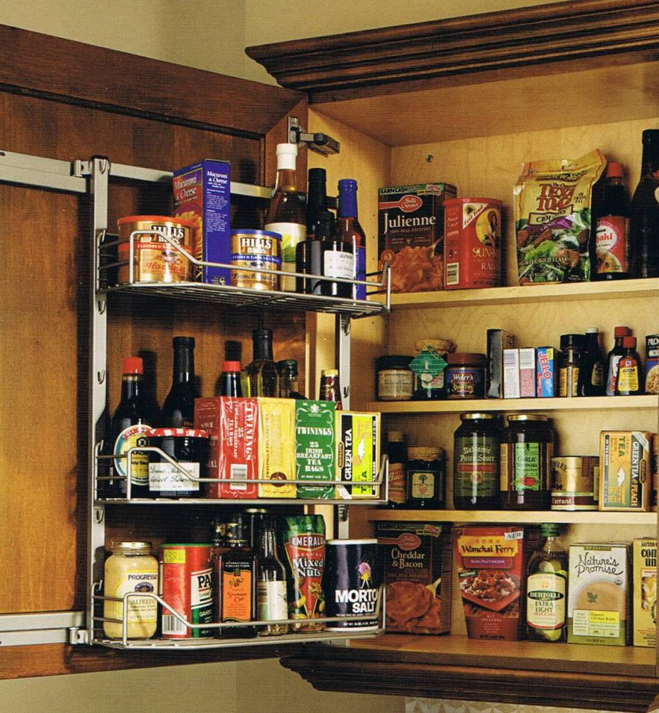 Image of: Spice Storage Ideas Kitchen