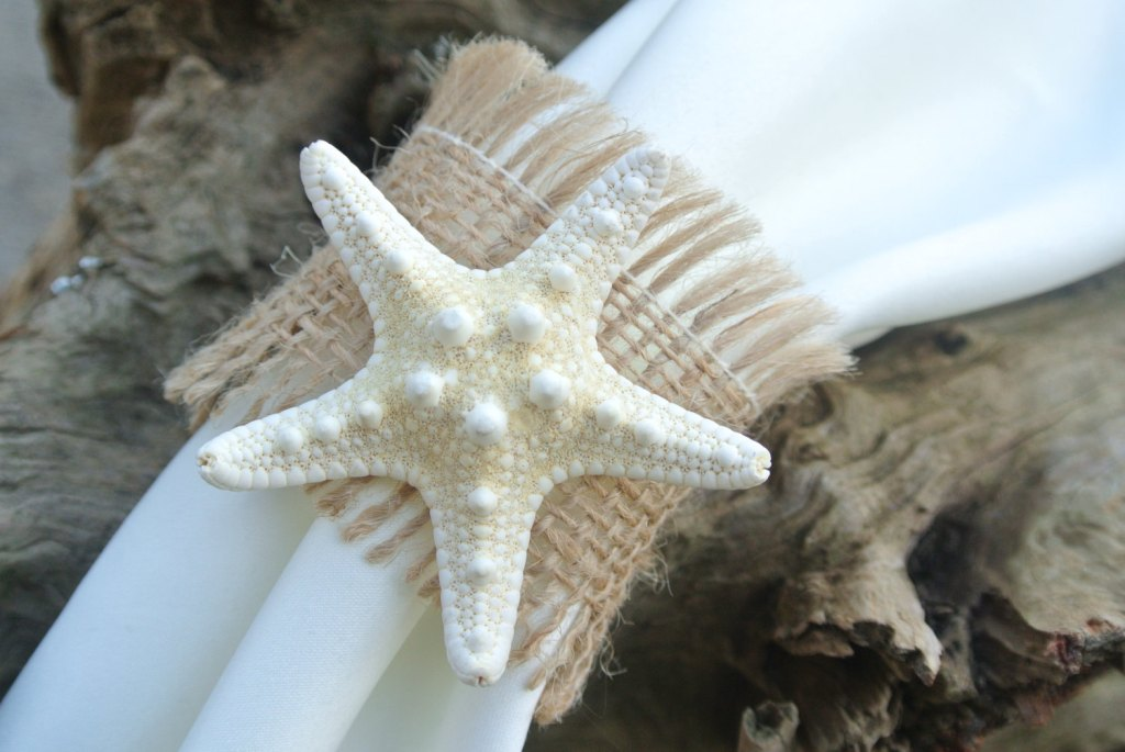 Starfish Decoration Wedding