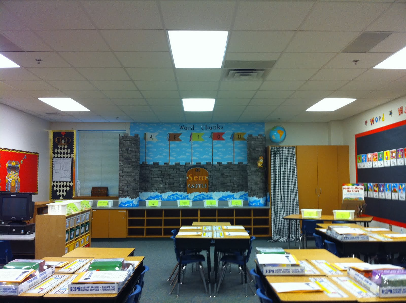 Image of: Superhero Themed Classrooms