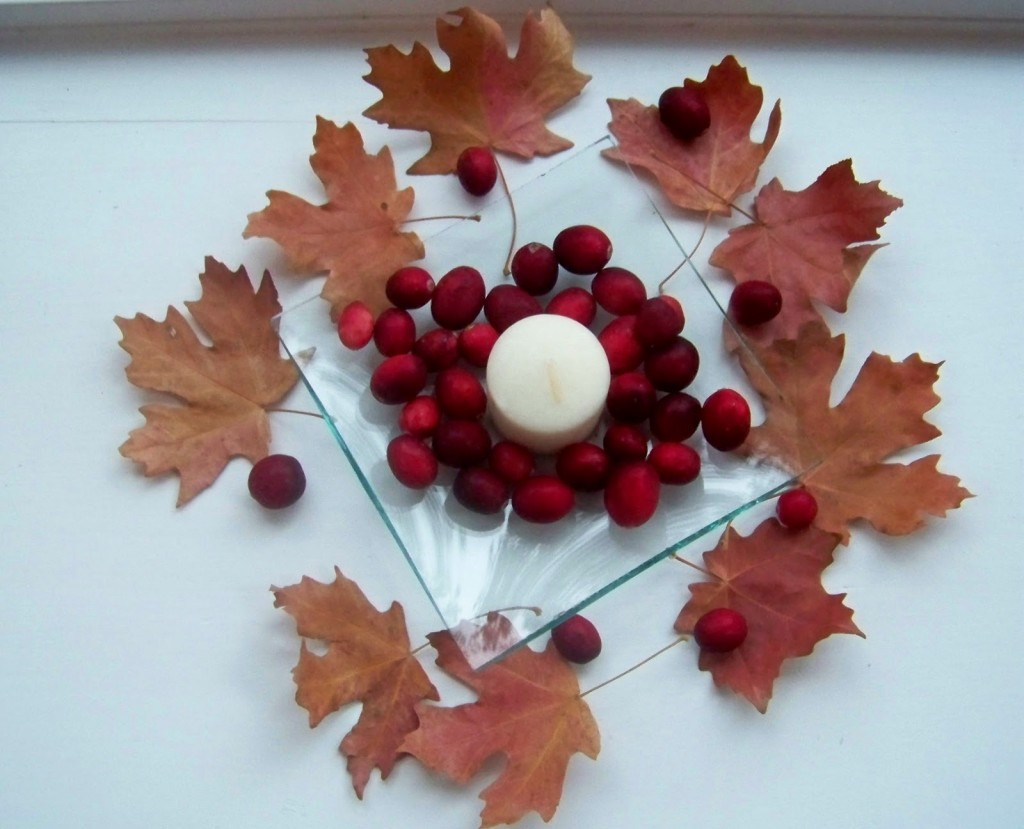 Image of: Thanksgiving Centerpieces