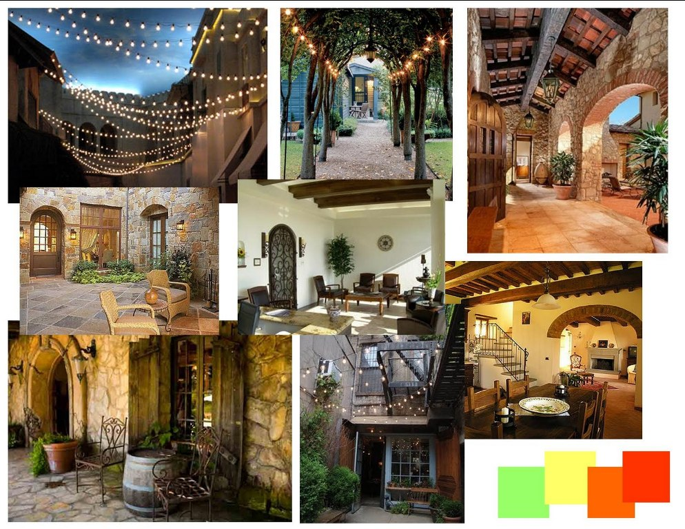 Image of: Tuscan Decorating Pictures