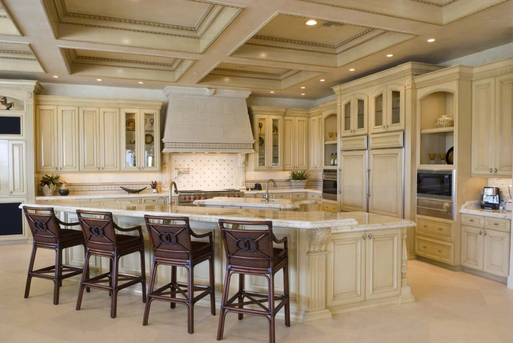 Image of: Tuscan Kitchen Design Ideas
