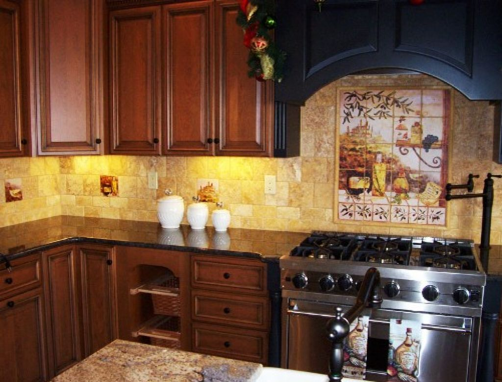 Image of: Tuscan Kitchen Photos