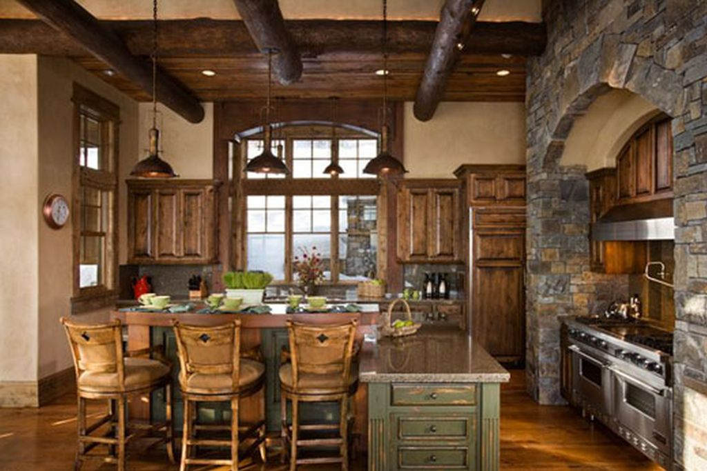 Image of: Tuscany Kitchen Colors