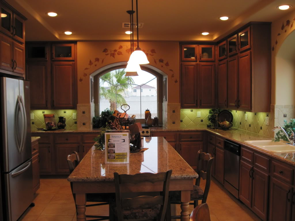 Image of: Tuscany Kitchen Decor