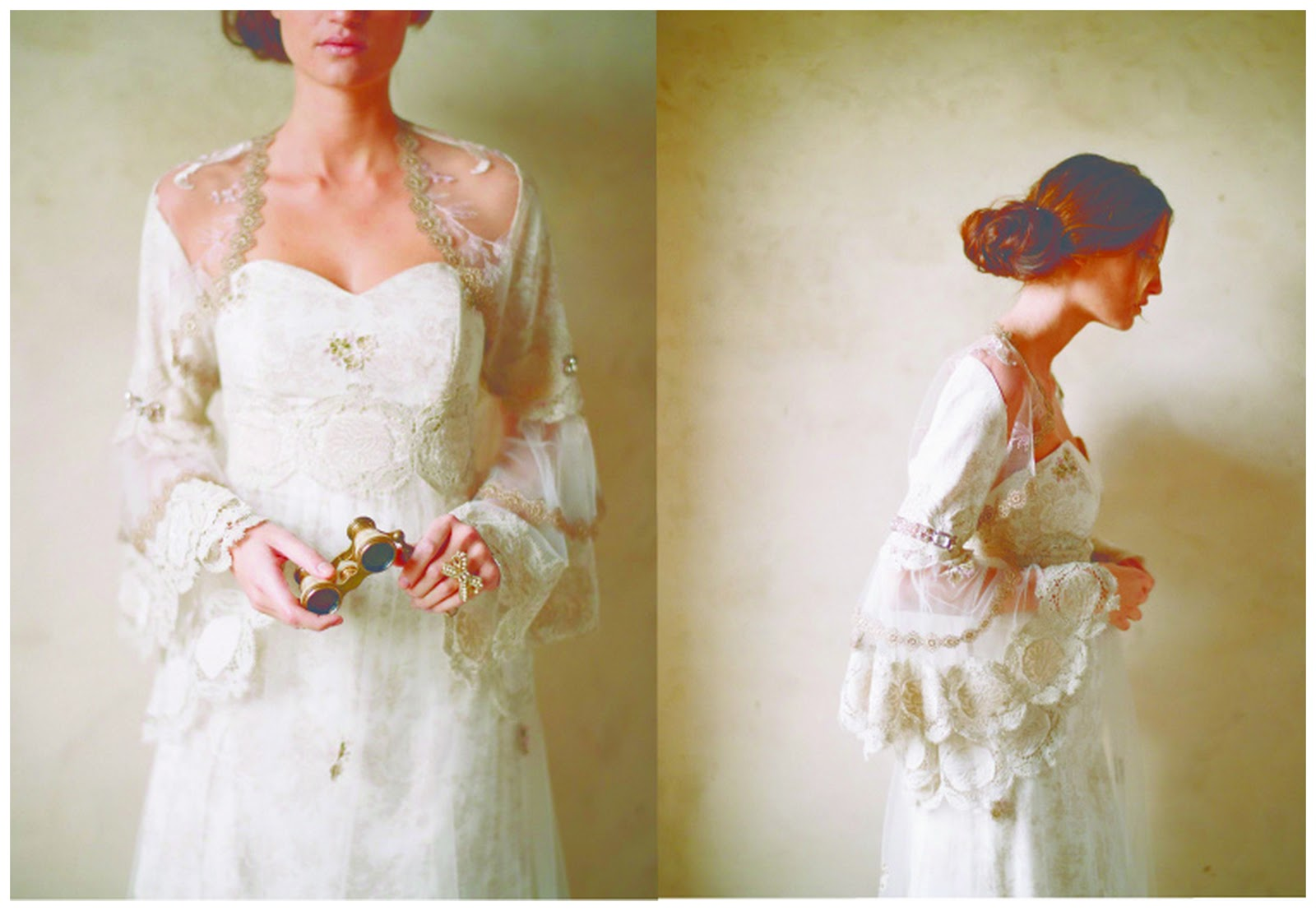Image of: Vintage Wedding Dresses