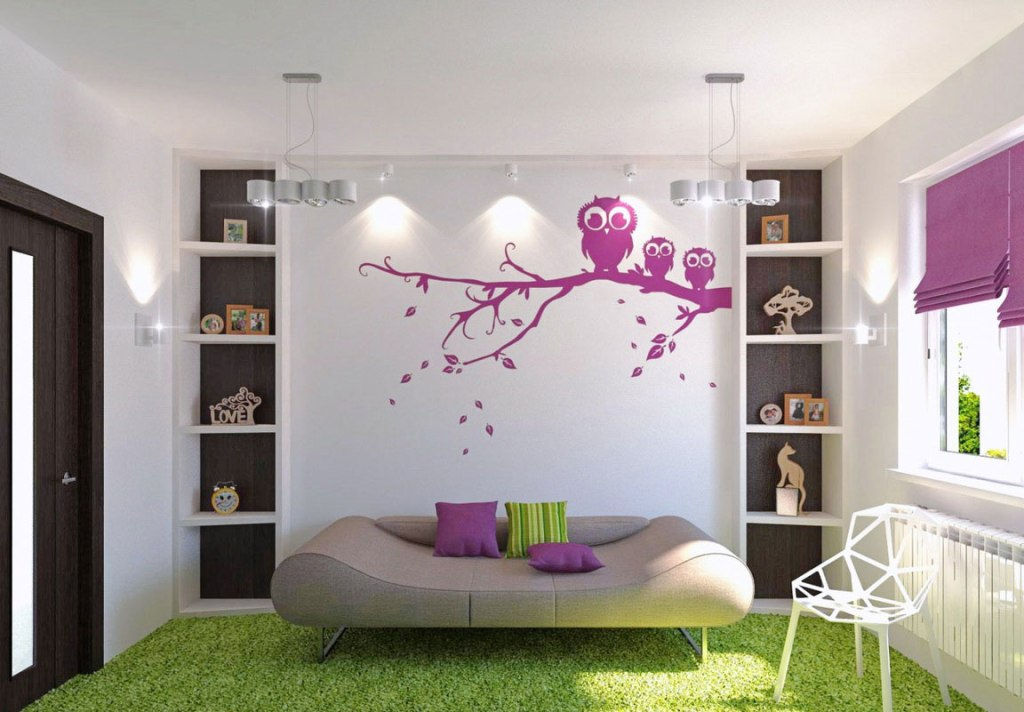 Image of: Vinyl Wall Decor