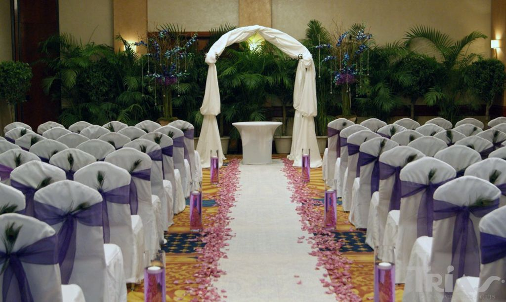 Wedding Ceremony Pillars