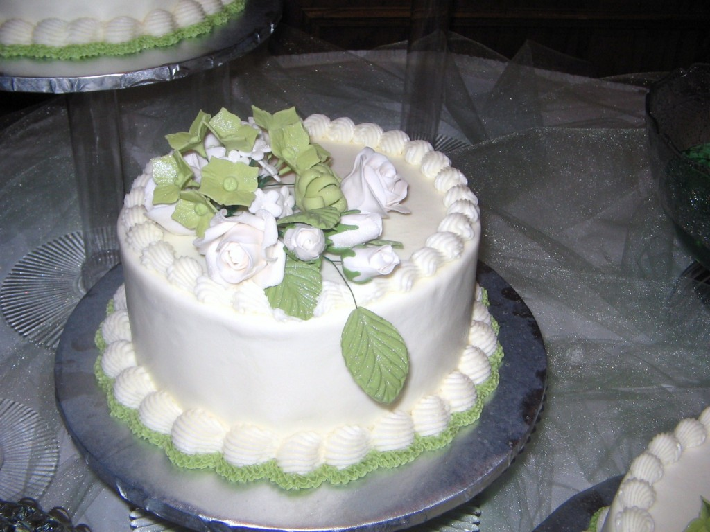 Image of: 50th Wedding Anniversary Cakes