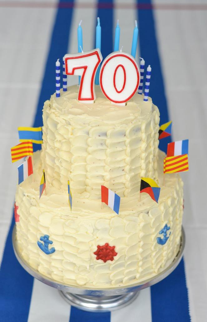 Image of: 70th Ideas for Birthday Decorations