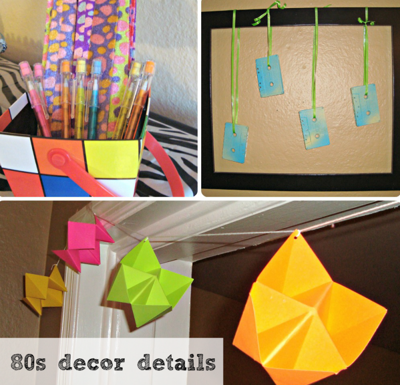 Image of: 80s Theme Party Ideas