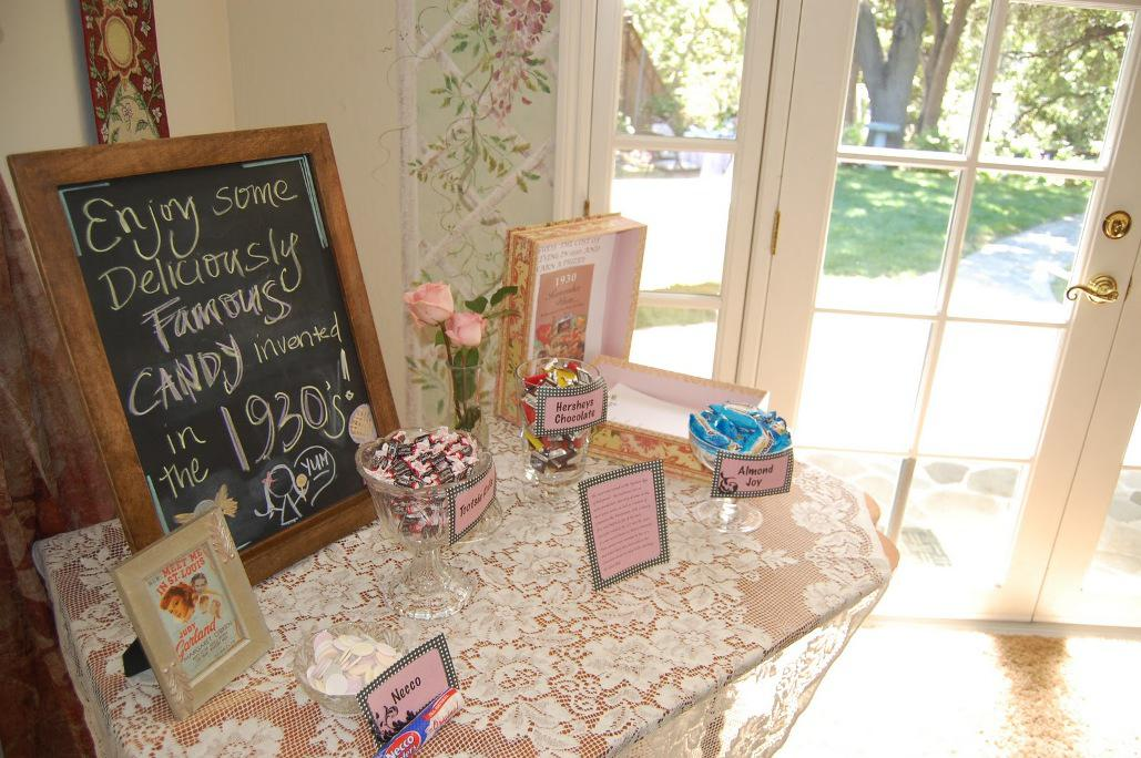 Image of: 80th Birthday Party Ideas