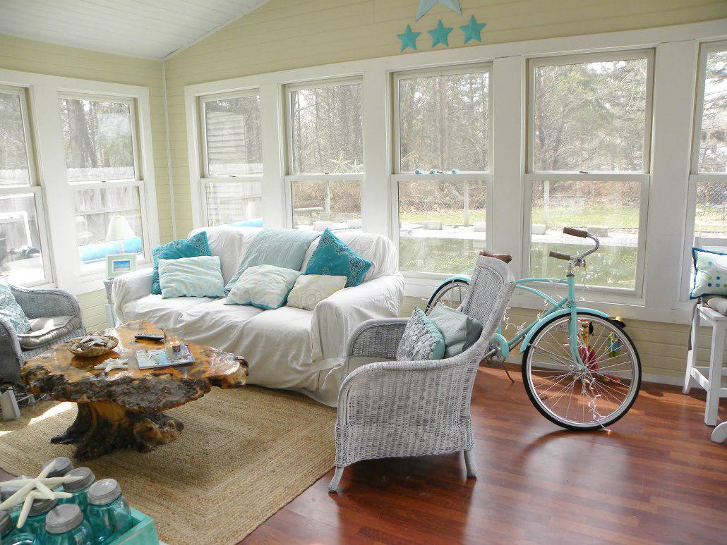 Image of: Amazing Beach Cottage Decor