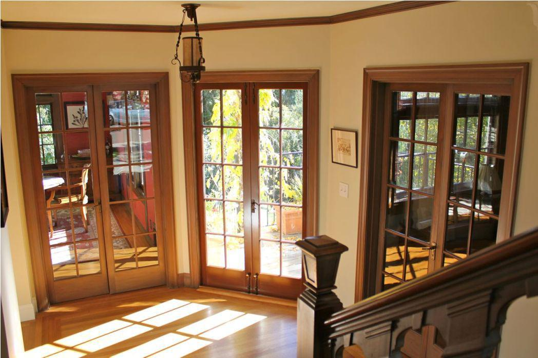 Image of: Andersen French Doors Exterior