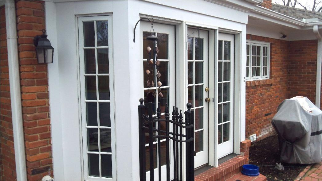 Image of: Anderson French Doors Exterior