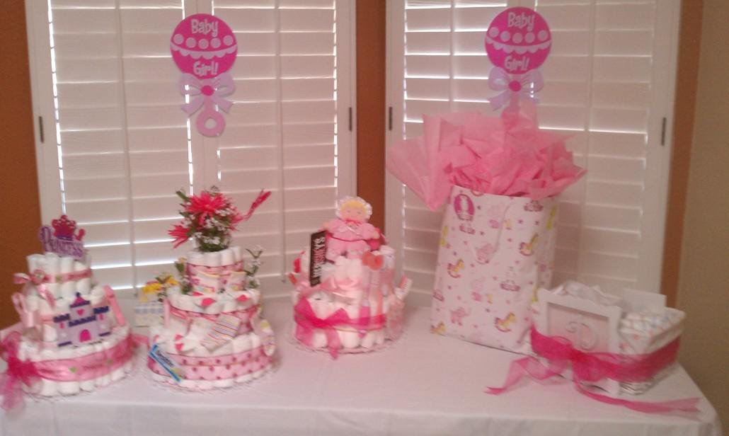 Awesome Baby Girl Shower Decorations