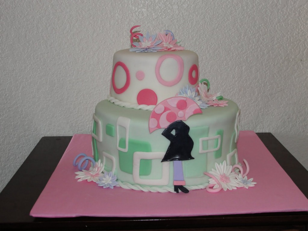 Baby Shower Cakes Adelaide