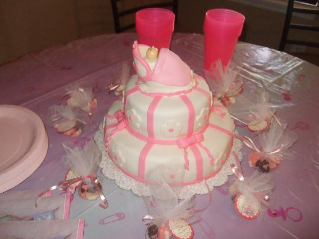 Image of: Baby Shower Decorating Ideas For A Girl