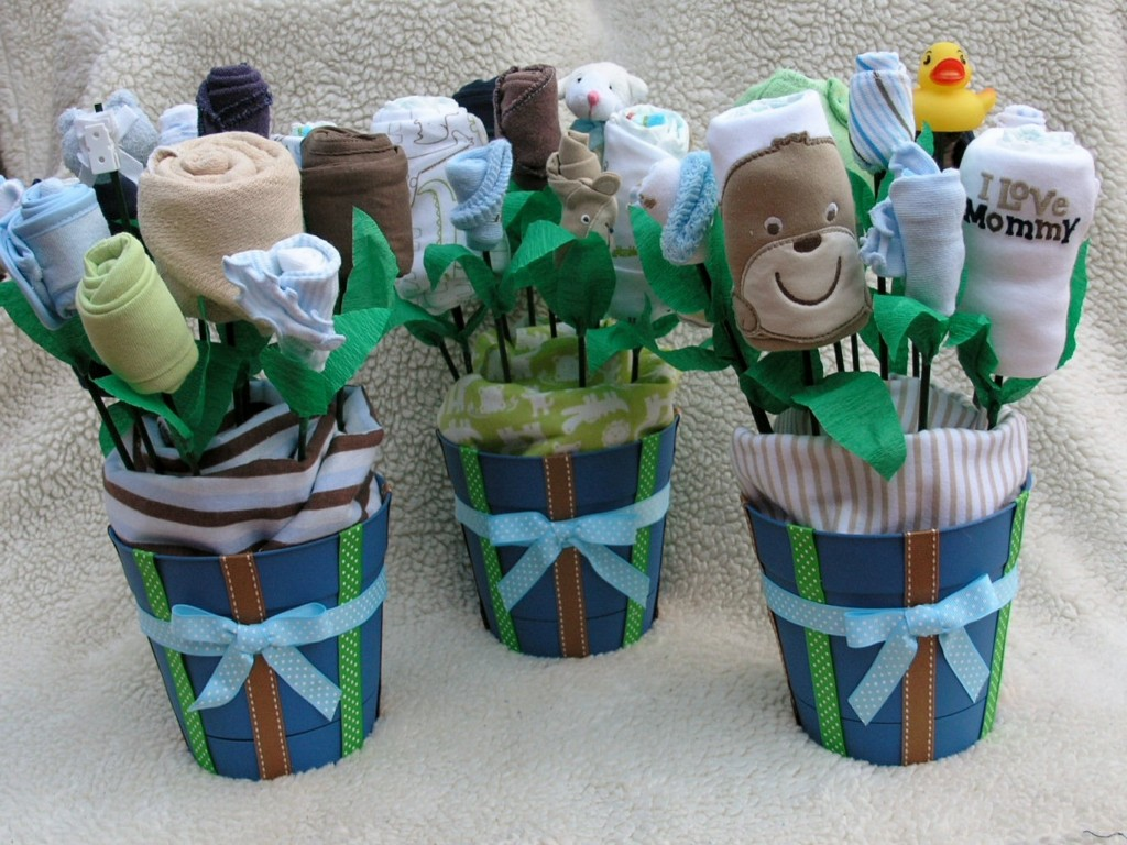 Image of: Baby Shower Decorations Baby Boy Designs Ideas