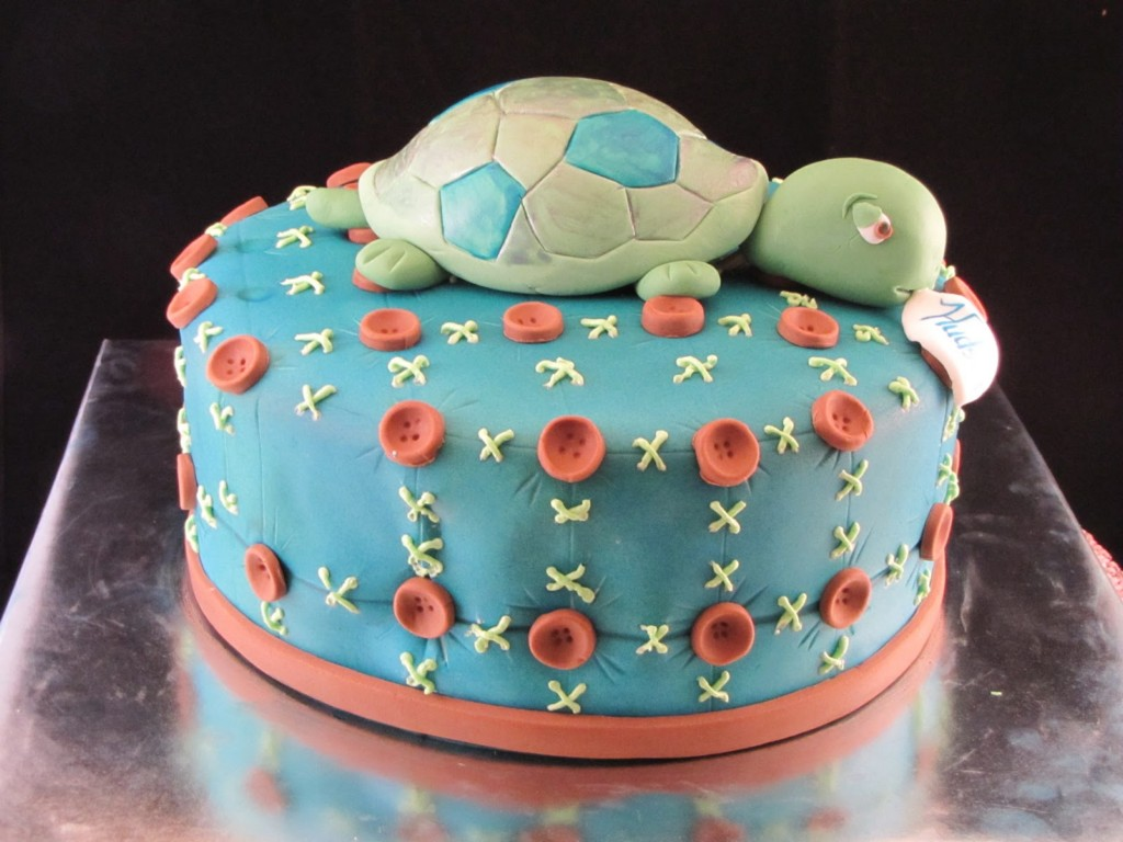 Image of: Babyshower Cakes For Boys