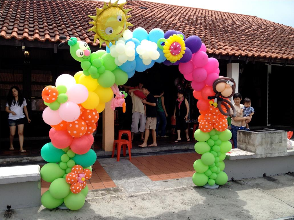 Image of: Balloon Decoration Decorations Pictures