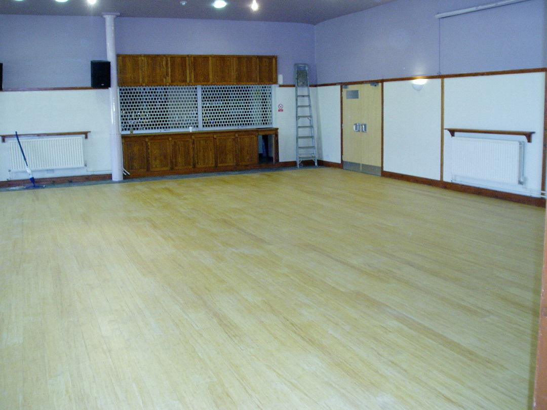Image of: Bamboo Flooring Basement