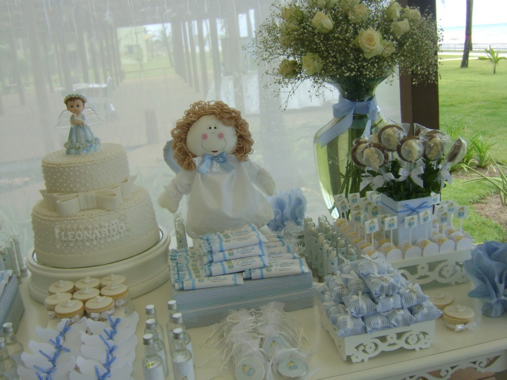 Image of: Baptism Ideas For Party