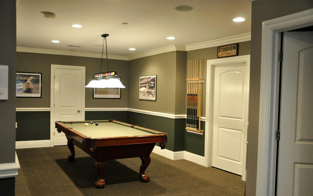 Basement Decorating Ideas for Teenagers