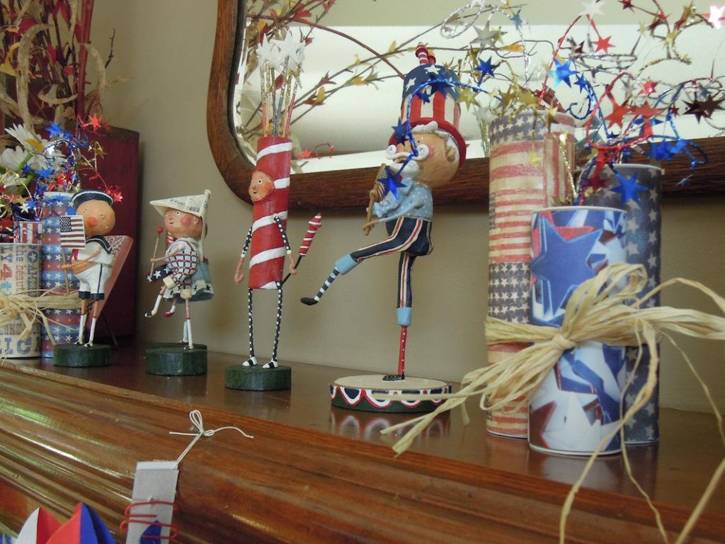 Image of: Best 4th of July Decorations