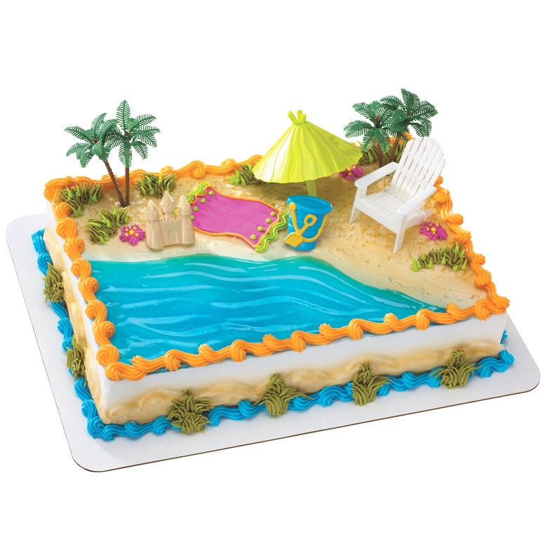 Image of: Best Beach Party Decorations
