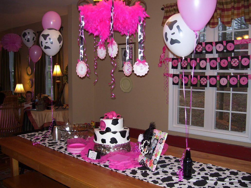Image of: Best Birthday Party Decorations