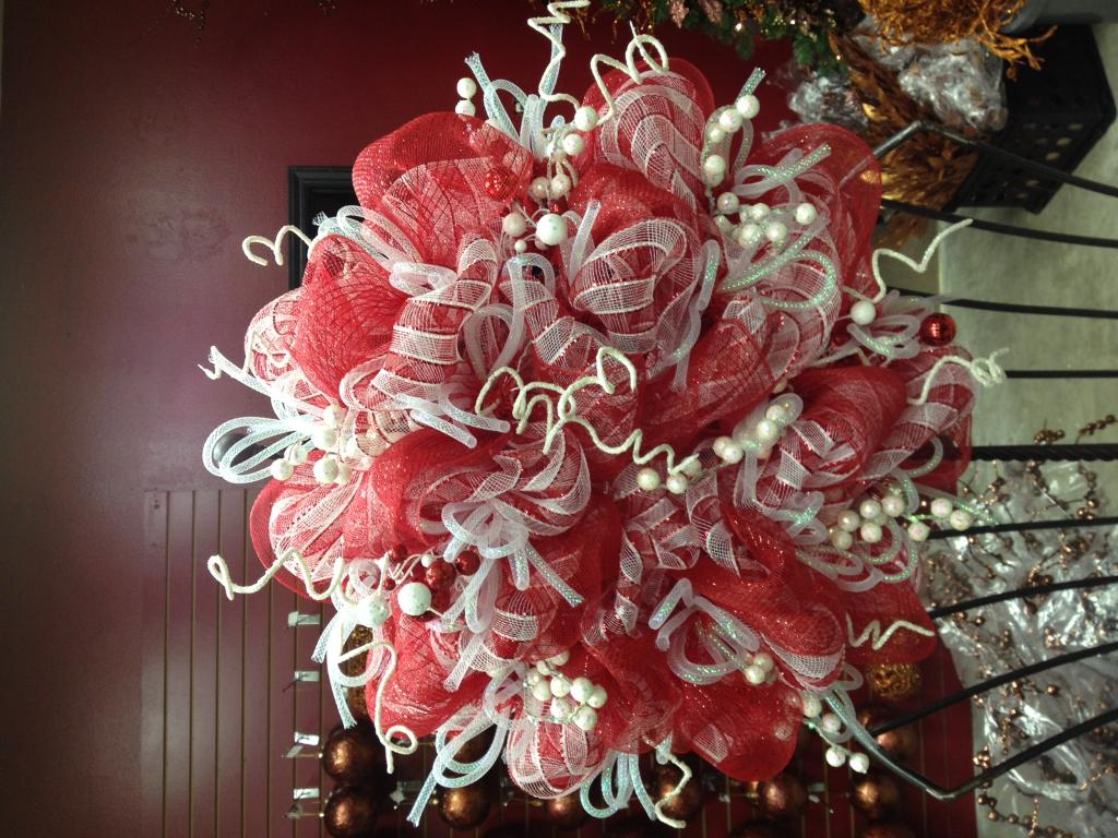 Big Candy Cane Decorations
