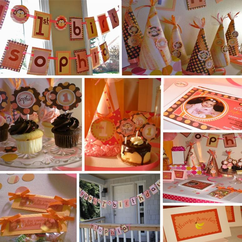 Image of: Birthday Party Ideas