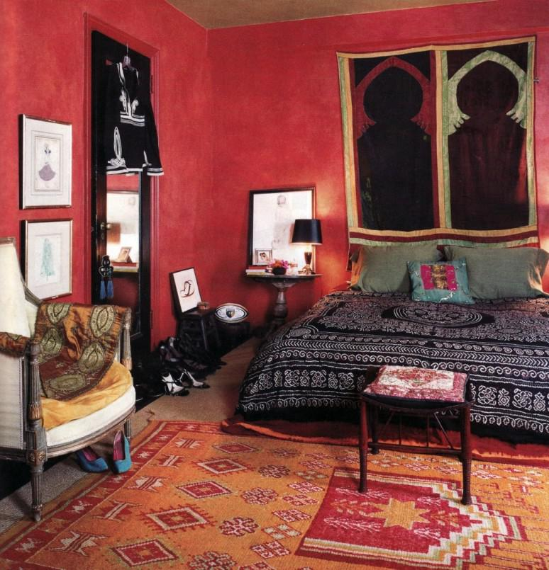 Bohemian Decor Colors