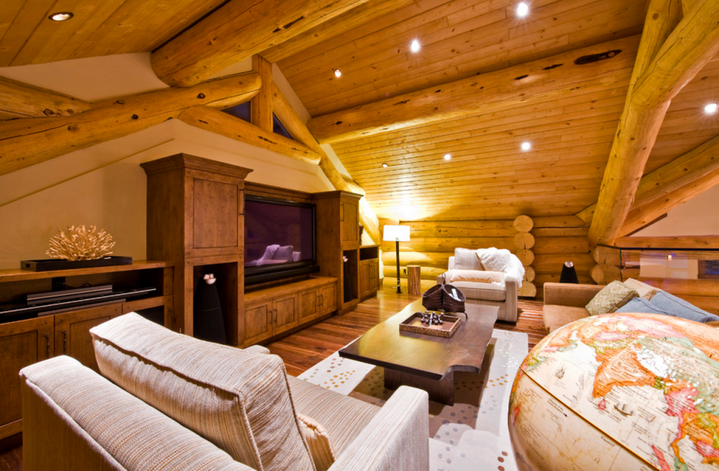 Cabin Decorating Ideas Paint