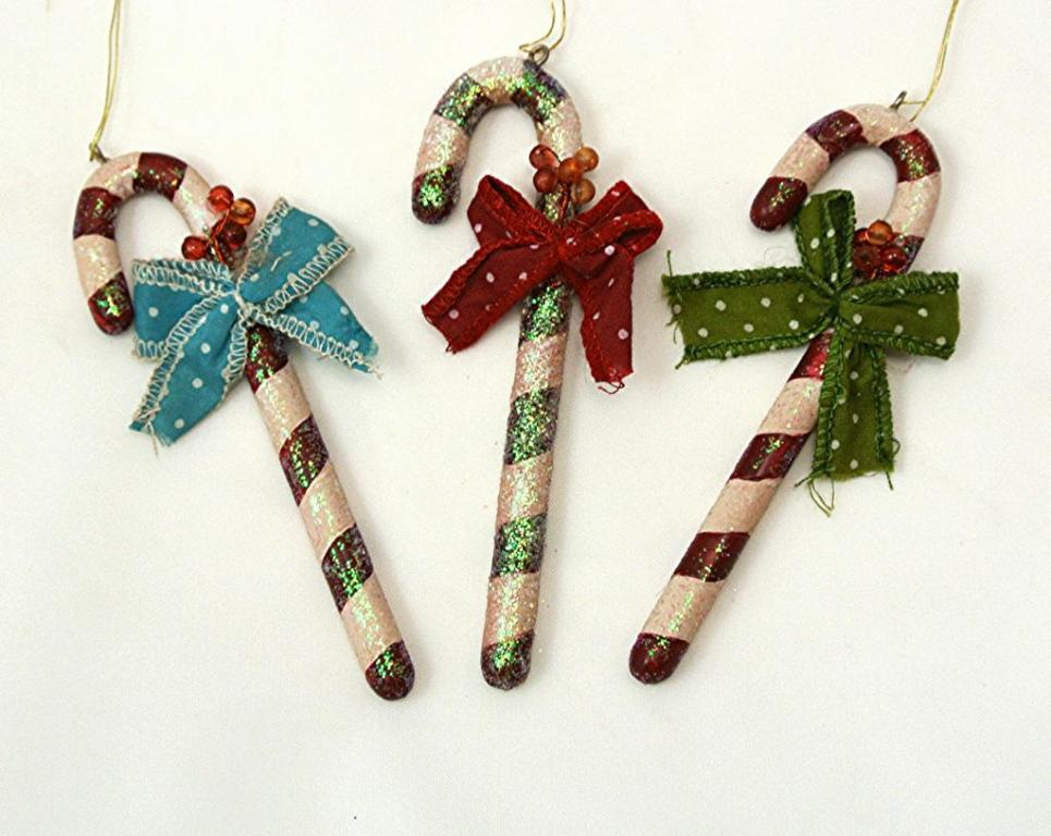 Image of: Candy Cane Decor