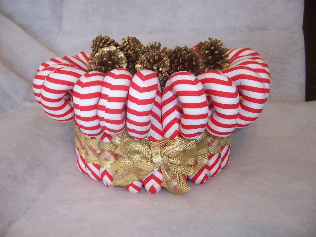 Image of: Candy Cane Party Decorations