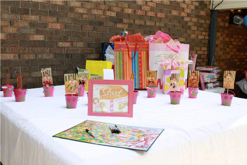 Image of: Candyland Theme Party Favors