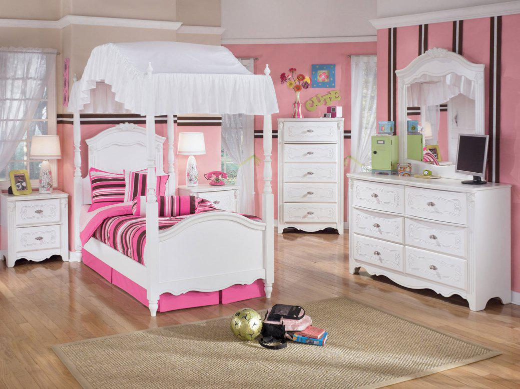 Image of: Canopy Beds For Kids