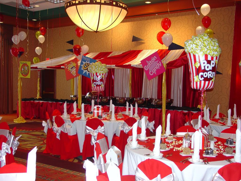 Carnival Decorations Ideas