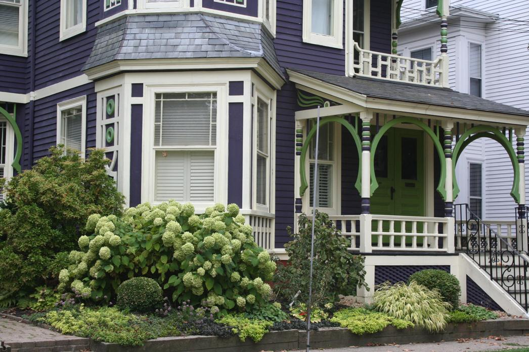 Image of: Choosing Exterior House Paint Colors