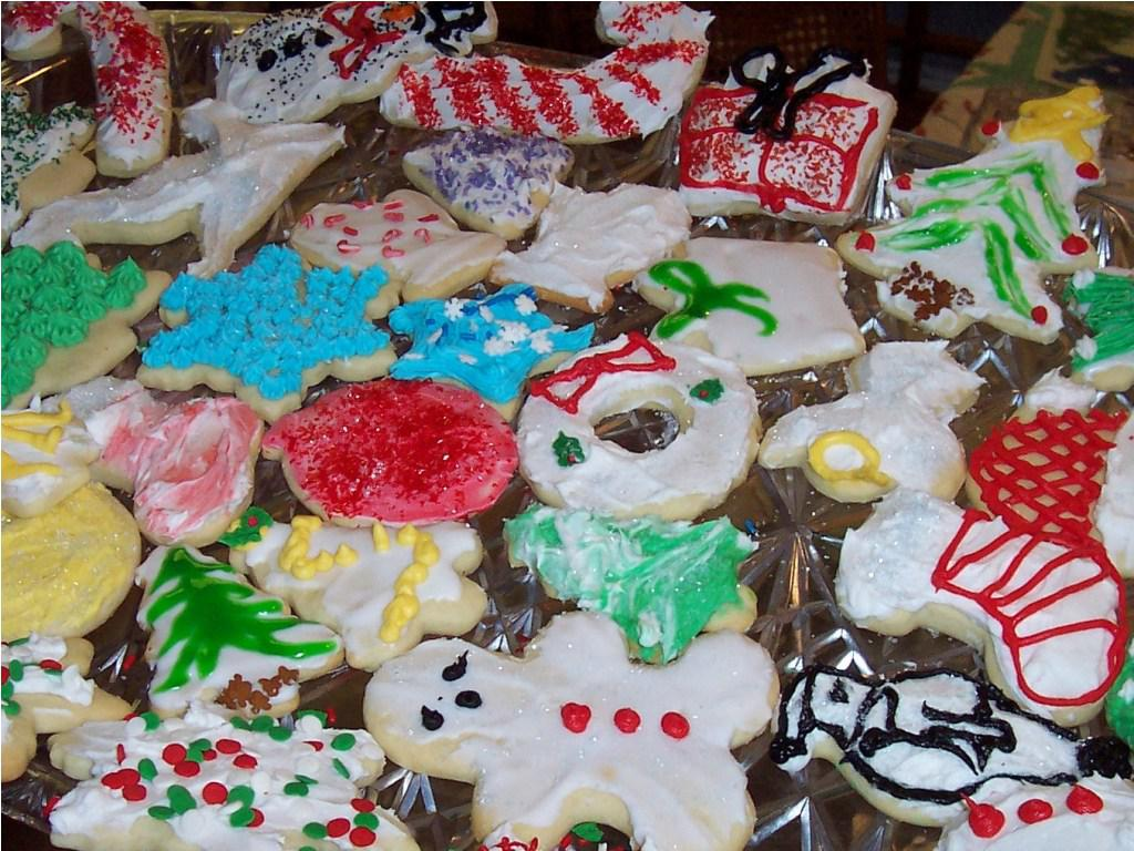 Image of: Christmas Cookie Ideas