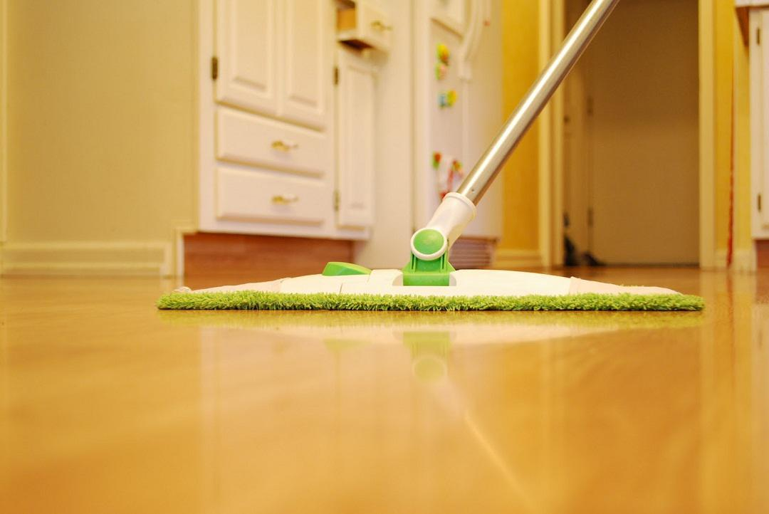 Image of: Cleaning Bamboo Flooring