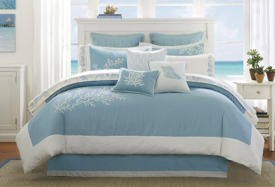 Image of: Coastal Bedding Sets