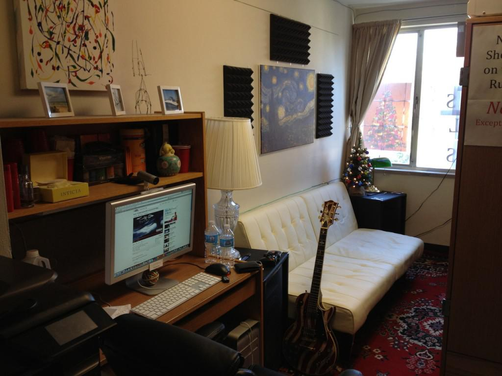 Image of: College Dorm Decorations