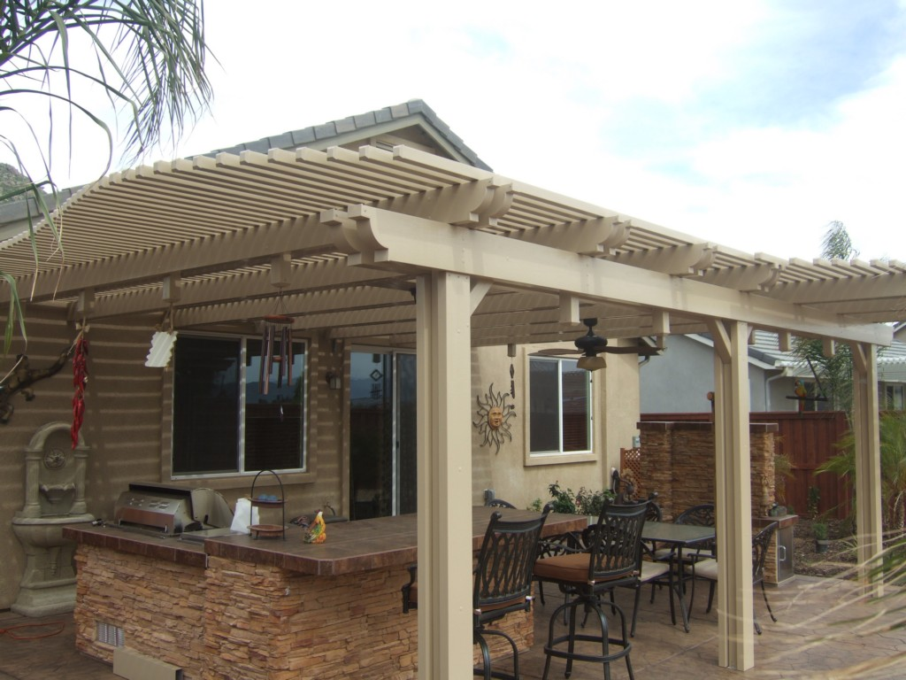 Image of: Covered Patio Ideas And Pictures